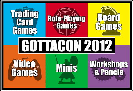 GottaCon - Victoria BC Gaming Convention logo